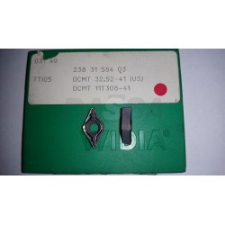 Inserto Cermet DCMT 11T308-41 (32.52) TTI05