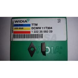 Inserto Carburo DCMW 11T304 (32.51) TTM