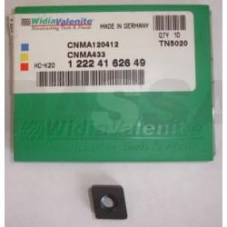Inserto Carburo CNMA 433 (120412) TN5020