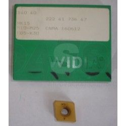 Inserto Carburo CNMA 543 (160612) HK150
