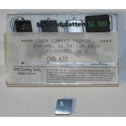 Inserto Ceramica CNGN 433 (120412) SL100