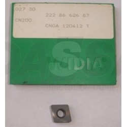 Inserto Ceramica CNGA 433 (120412) CN200