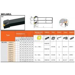 Porta Insertos C MCLNR2525M12