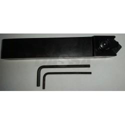 Porta Insertos Ext. Ceramica CSDNN 2525M15-IX7