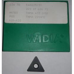 Inserto Carburo TNMA 433 (220412) HK150