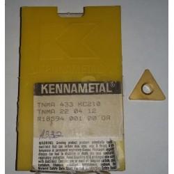 Inserto Carburo TNMA 433 (220412) KC210