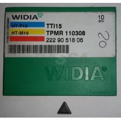 Inserto Cermet TPMR 222 (110308) TTI15