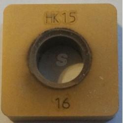 Inserto Carburo SNMA 644 (190616) HK15
